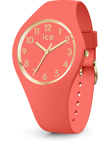 Montre Ice Watch Glam Coral