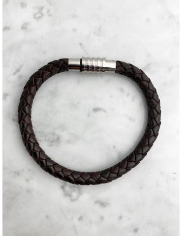 Bracelet Thabora Homme Cuir...