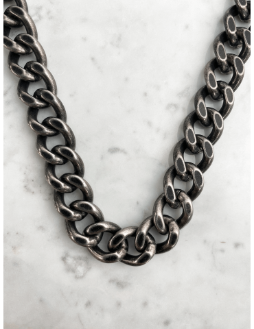 Collier Lotus Style Homme...